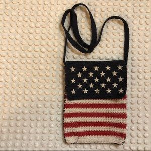 Handbags - American Flag Crossbody